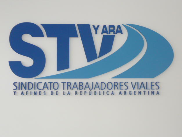 Cartelería y Banners Corporeo STV Polyfan